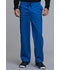 Photograph of Luxe Men's Men's Fly Front Drawstring Pant Blue 1022-ROYV