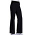 Photograph of Cherokee Flexibles Women\'s Mid-Rise Knit Waist Pull-On Pant Black 1031T-BLKB