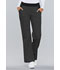 Photograph of Flexibles Women Mid Rise Knit Waist Pull-On Pant Black 1031-PWTB