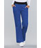 Photograph of Cherokee Flexibles Women\'s Mid Rise Knit Waist Pull-On Pant Blue 1031-RYLB