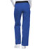 Photograph of Flexibles Women Mid Rise Knit Waist Pull-On Pant Blue 1031-RYLB