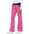 Photograph of Flexibles Women's Mid Rise Knit Waist Pull-On Pant Pink 1031-SHPB