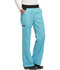 Photograph of Flexibles Women Mid Rise Knit Waist Pull-On Pant Blue 1031-TRQB