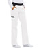 Photograph of Flexibles Women Mid Rise Knit Waist Pull-On Pant White 1031-WHTS
