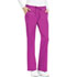 Photograph of Cherokee Luxe Women's Low Rise Straight Leg Drawstring Pant Pink 1066-PVIV