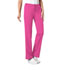Photograph of Luxe Women's Low Rise Straight Leg Drawstring Pant Pink 1066-ROSV