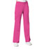 Photograph of Cherokee Luxe Women\'s Mid-Rise Pull-On Cargo Pant Pink 1067-ROSV