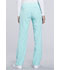 Photograph of Infinity Women's Low Rise Straight Leg Drawstring Pant Blue 1123AP-AQPS