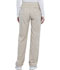 Photograph of Infinity Women Low Rise Straight Leg Drawstring Pant Khaki 1123A-KAK