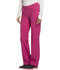 Photograph of Infinity by Cherokee Women's Low Rise Straight Leg Drawstring Pant Purple 1123A-POBR