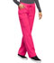 Photograph of Infinity Women's Low Rise Straight Leg Drawstring Pant Pink 1123A-PONK