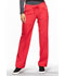 Photograph of Infinity Women Straight Leg Drawstring Pant Red 1123A-PUNC