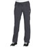 Photograph of Infinity Women's Low Rise Straight Leg Drawstring Pant Gray 1123A-PWPS
