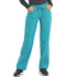 Photograph of Infinity Women Low Rise Straight Leg Drawstring Pant Blue 1123A-TLPS