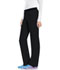 Photograph of Infinity Women's Low Rise Slim Pull-On Pant Black 1124A-BAPS