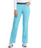 Photograph of Infinity by Cherokee Women's Low Rise Slim Pull-On Pant Blue 1124A-TRQ