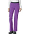 Photograph of Infinity Women's Low Rise Slim Pull-On Pant Purple 1124A-WIPS