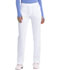 Photograph of Infinity Women's Low Rise Slim Pull-On Pant White 1124A-WTPS