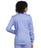 Photograph of Luxe Women's Snap Front Warm-Up Jacket Blue 1330-CELV
