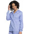 Photograph of Cherokee Luxe Women's Snap Front Warm-Up Jacket Blue 1330-CELV