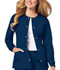 Photograph of Luxe Women Snap Front Jacket Blue 1330-NAVV
