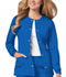 Photograph of Luxe Women's Snap Front Warm-Up Jacket Blue 1330-ROYV