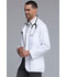 Photograph of Professional Whites Men's 31 Men's Consultation Lab Coat White 1389-WHT