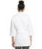 Photograph of Professional Whites Women's 30 3/4 Sleeve Lab Coat White 1470A-WHTD