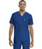 Photograph of Bliss Men's Men's V-Neck Top Blue 16600AB-RYCH