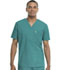 Photograph of Bliss Men's Men's V-Neck Top Green 16600A-TLCH