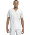 Photograph of Bliss Men's Men's V-Neck Top White 16600A-WHCH
