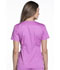 Photograph of Luxe Women's V-Neck Top Purple 1845-BBOD