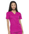 Photograph of Luxe Women's V-Neck Top Pink 1845-ROSV