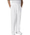 Photograph of Cherokee Whites Men\'s Men\'s Fly Front Trouser White 198-WHT