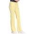Photograph of Break on Through Women's Heart Breaker Low Rise Drawstring Pant Yellow 20110-BTTP