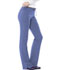 Photograph of Break on Through Women's Heart Breaker Low Rise Drawstring Pant Blue 20110-CILH