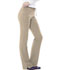 Photograph of HeartSoul Break on Through Women's Heart Breaker Low Rise Drawstring Pant Khaki 20110-KHAH
