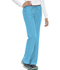 Photograph of Break on Through Women's Heart Breaker Low Rise Drawstring Pant Blue 20110-TURH