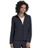 Photograph of Break on Through Women's Zip Front Warm-Up Jacket Gray 20310-PEWH