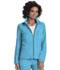 Photograph of Break on Through by HeartSoul Women's In Da Hood Warm-Up Jacket Blue 20310-TURH
