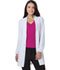 Photograph of Break on Through Women's Lab-solutely Fabulous 34 Lab Coat White 20402-WHIH