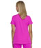 Photograph of Break on Through Women Shaped V-Neck Top Purple 20710-BERP