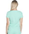 Photograph of Break on Through Women's Pitter-Pat Shaped V-Neck Top Green 20710-FSTH
