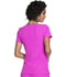 Photograph of Break on Through Women's Pitter-Pat Shaped V-Neck Top Pink 20710-GLFH