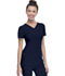 Photograph of Break on Through Women's Shaped V-Neck Top Blue 20710-NAYH