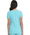 Photograph of Break on Through Women's Shaped V-Neck Top Blue 20710-SLSH