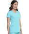 Photograph of Break on Through Women's Pitter-Pat Shaped V-Neck Top Blue 20710-SLSH