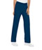 Photograph of Cherokee Flexibles Women\'s Mid Rise Knit Waist Pull-On Pant Blue 2085P-NVYB