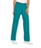 Photograph of Cherokee Flexibles Women\'s Mid Rise Knit Waist Pull-On Pant Green 2085P-TELB