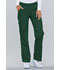 Photograph of Cherokee Flexibles Women\'s Mid Rise Knit Waist Pull-On Pant Green 2085-HNTB